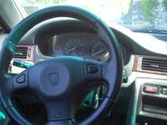 Rover 414i steering wheel