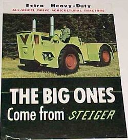 Steiger early ad