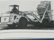 WHITLOCK DD115 Diesel 4WD ADT