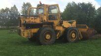 1980s BRAY 552 4WD Loader Diesel