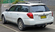 2003-2007 Subaru Outback station wagon 07