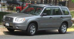 2006-07 Subaru Forester