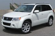 2010 Suzuki Grand Vitara Limited 2 -- 05-12-2010