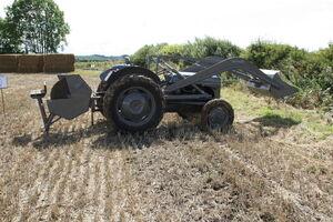 Ferguson TE20 | Tractor & Construction Plant Wiki | FANDOM powered