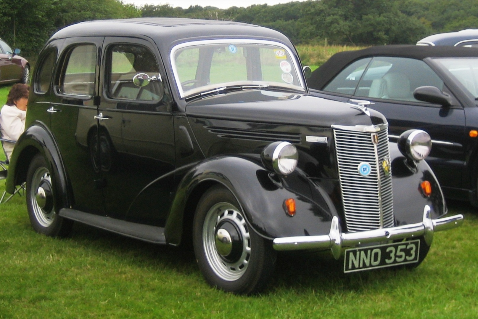Ford prefect ca 1948