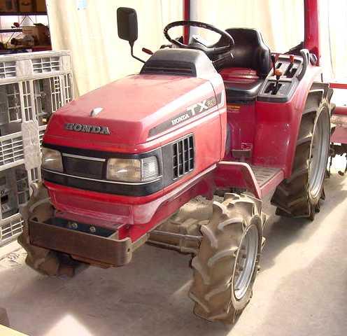 honda tx20 tractor construction plant wiki fandom powered by wikia rh tractors wikia com New Honda TX Honda Car