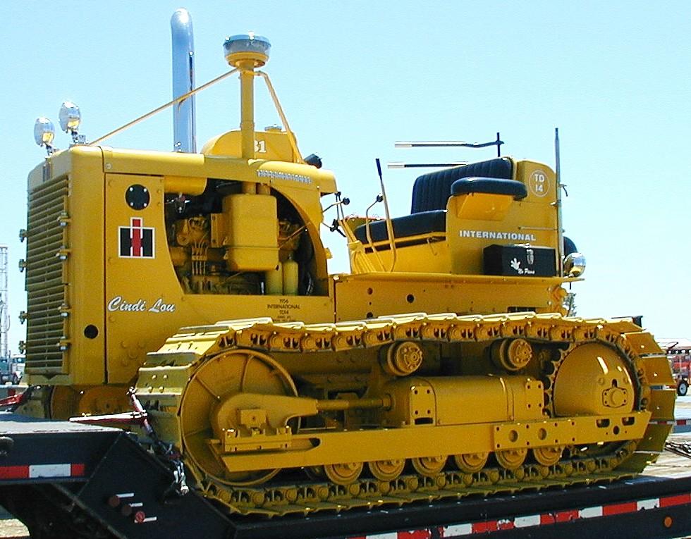 International TD-14 Series 142 | Tractor & Construction