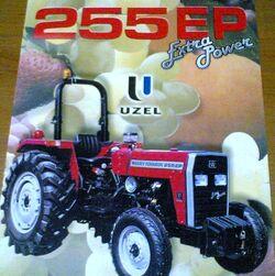 MF 255 EP (Uzel)