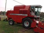 MF 8450 combine (Claas) - 1993