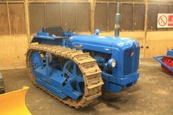 Roadless Tractor J17 sn 6724 (Fordson) at Peterborough 08 -IMG 2929