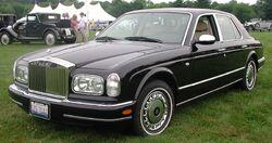 Rolls-Royce Silver Seraph 1999