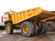 A 1990s Aveling Barford RD250 Dumptruck Diesel