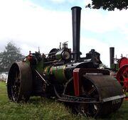 Aveling & Porter no 8794 - steam roller (FX7043) - 111aaaa
