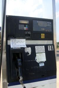 Biodiesel B20 pump DCA 07 2010 9832