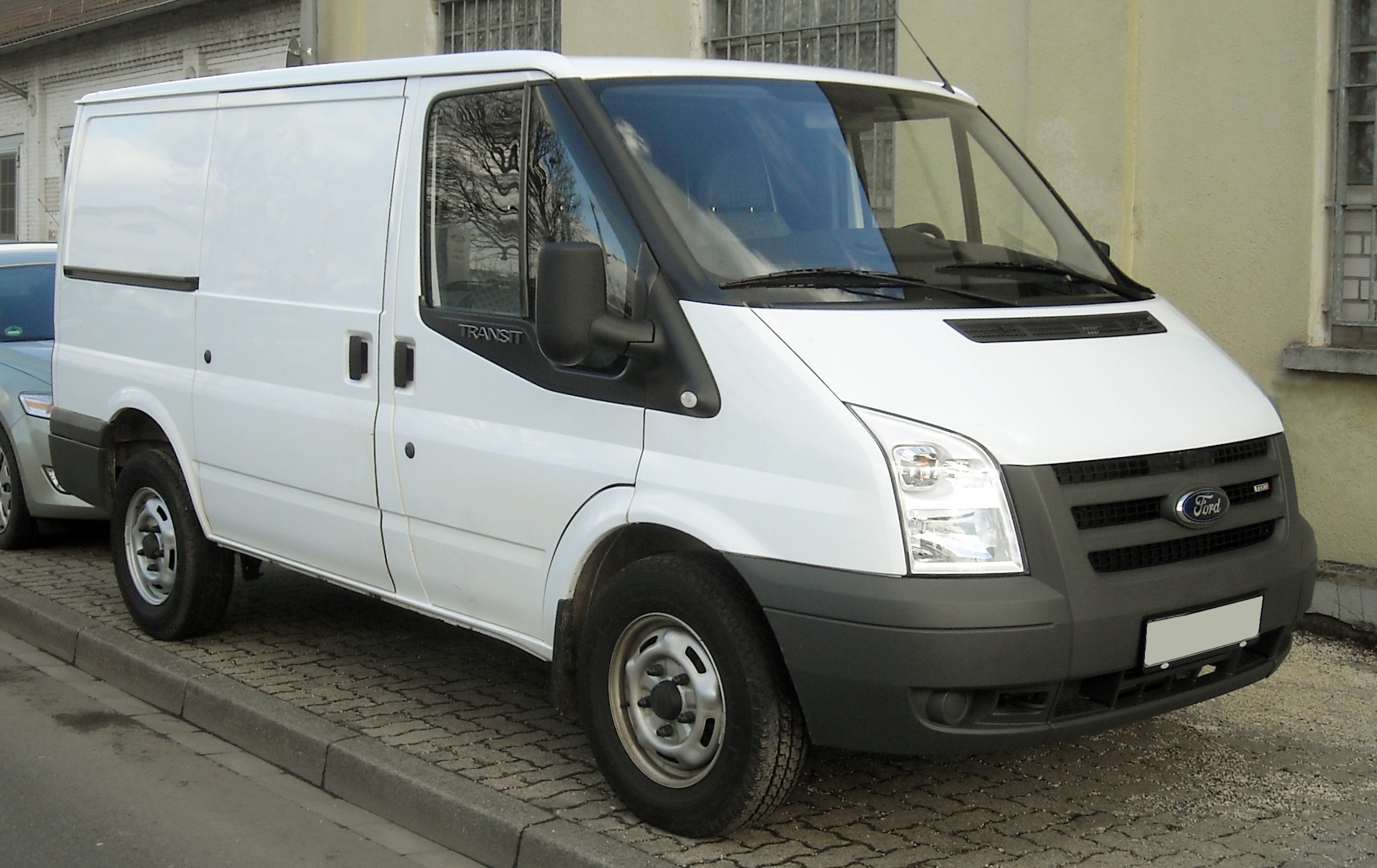 Ford Transit   Tractor & Construction Plant Wiki   FANDOM powered by