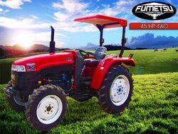 Fumetsu 45hp MFWD - 2012
