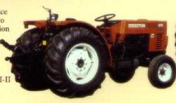 Hesston 570 - 1980