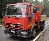 Iveco EuroCargo front