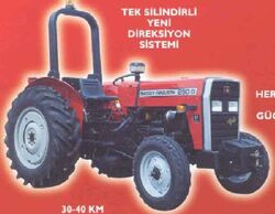 MF 250 G (Uzel Gold Series) - 2001