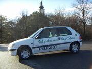 Peugeot 106 electric