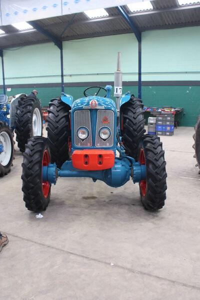 Roadless Major no. 2132 - 218 XUC at Bath 2010 - IMG 8255