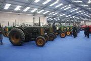 Turner Yeoman tractor display (2) at Newark VTH 08 - IMG 3495