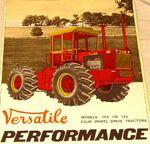 Versatile 145 brochure
