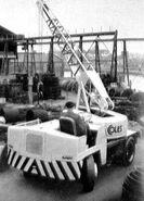 1950s Coles Leda Mobilecrane