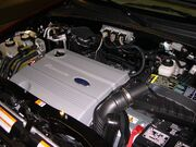 2006 Mercury Mariner Hybrid engine