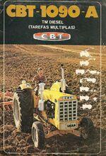 CBT 1090A brochure