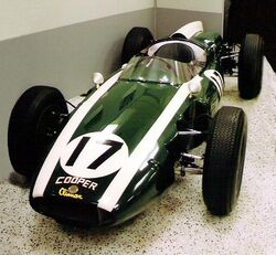 Cooper indy 1961