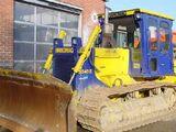 Hanomag D540E crawler