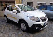 Opel Mokka, Oct. 2012
