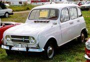 Renault 4 R 1123 1968