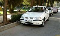 Samand LX Kermanshah