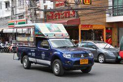 Songthaew in Pattaya 17