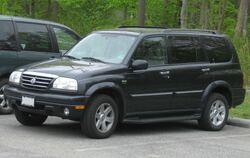 01-03 Suzuki XL-7