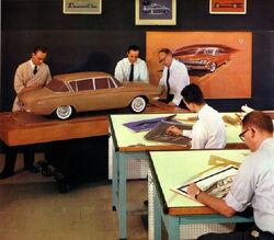 1961 AMC PRfoto Designers