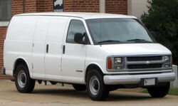 1st Chevrolet Express -- 09-27-2010