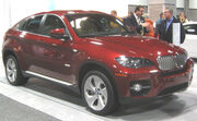 2010 BMW ActiveHybrid X6 -- 2010 DC