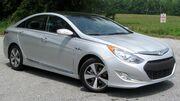 2011 Hyundai Sonata Hybrid -- 07-20-2011