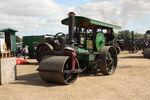 Aveling & Porter no. 14089 RR Josephine - YD973 at Barleylands 09 - IMG 8713