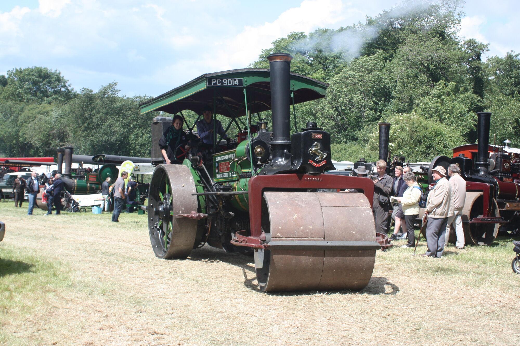 Aveling porter no 7771 tractor construction plant wiki fandom powered by wikia - Porter international wiki ...