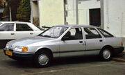 Ford Sierra 5 door in NL