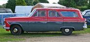 Ford Zodiac 206E Estate 1960 side