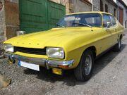 Ford capri mk1 1973