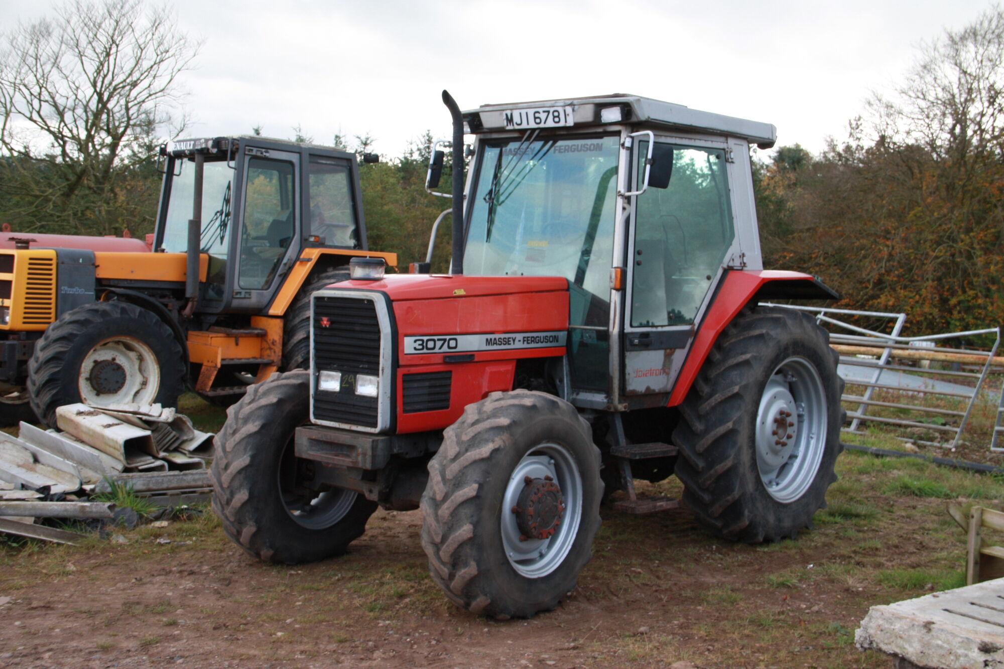Massey Ferguson 3070 | Tractor & Construction Plant Wiki