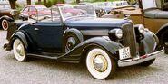 Pontiac Cabriolet 1934
