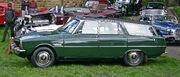 Rover 3500 Estate side
