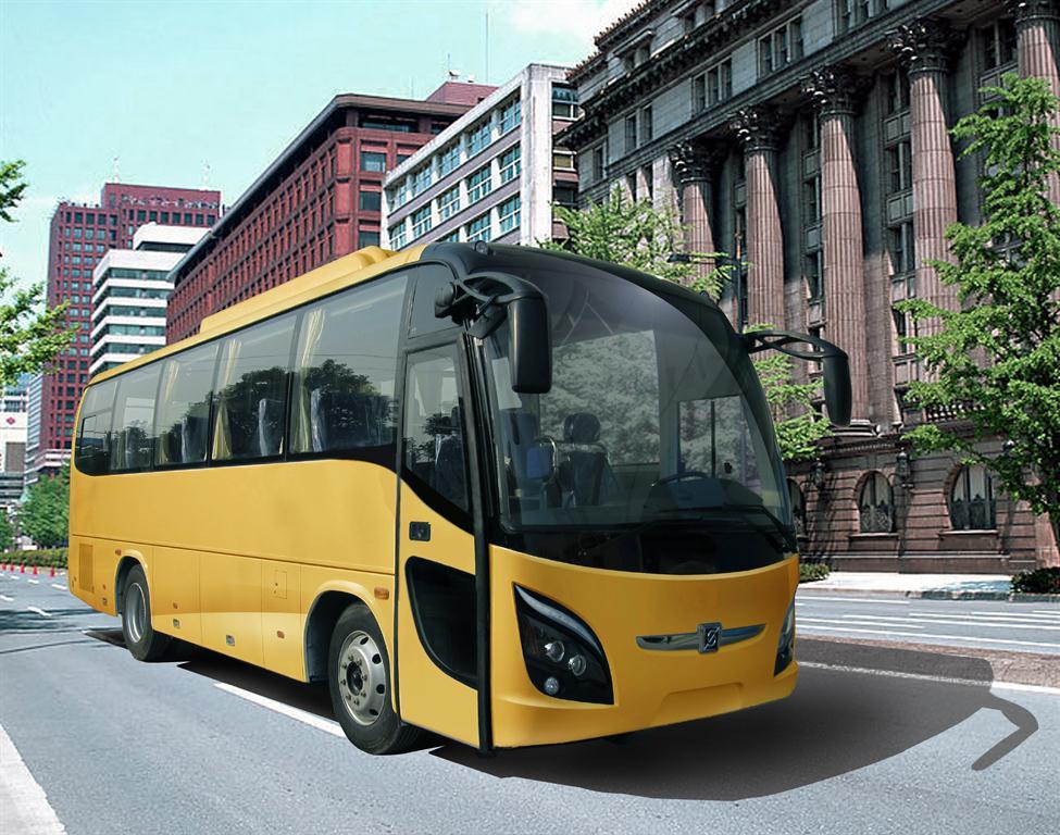 International Harvester Truck >> Shanghai-Sunwin Bus Corporation   Tractor & Construction ...